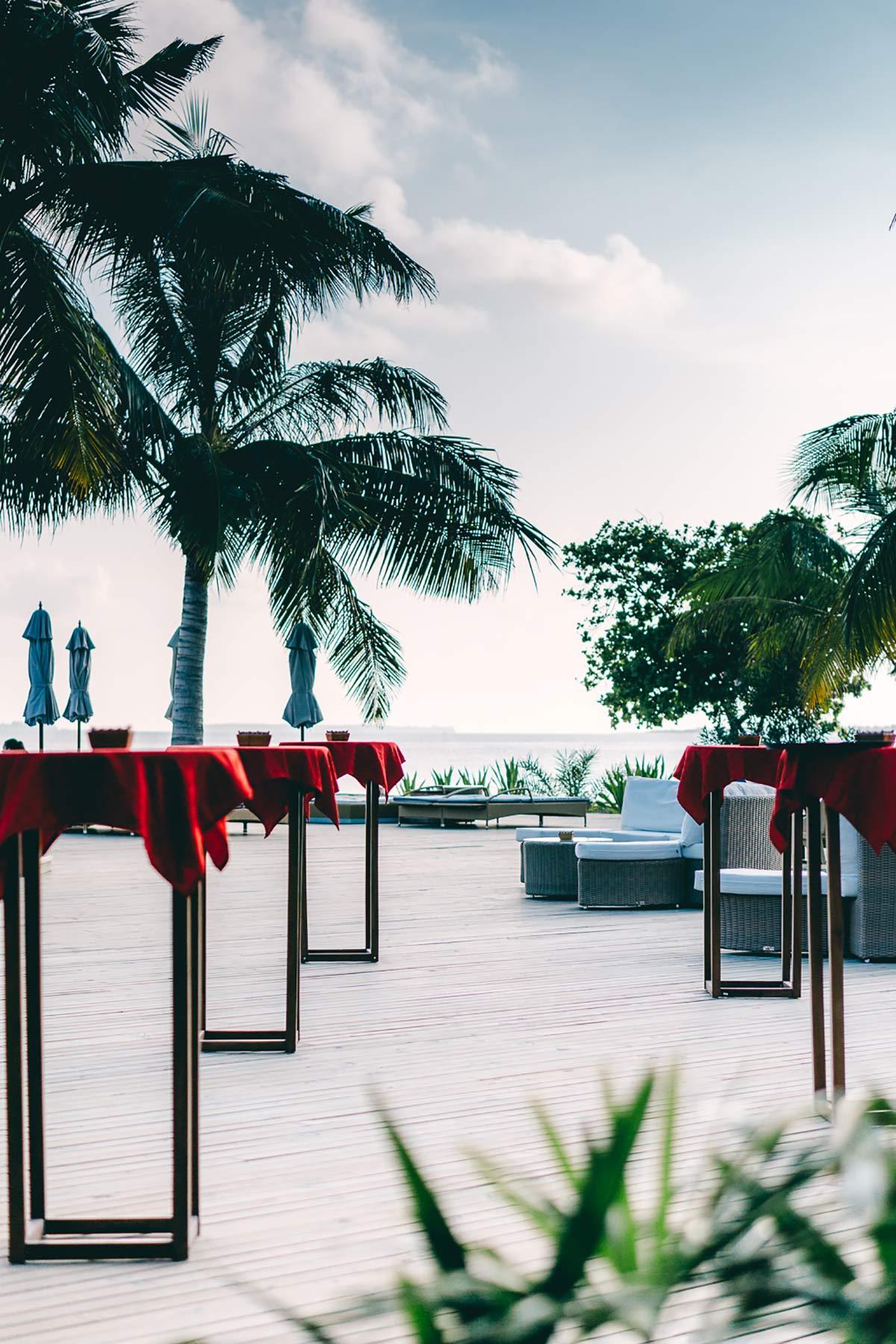 Setup Robinson Noonu Malediven