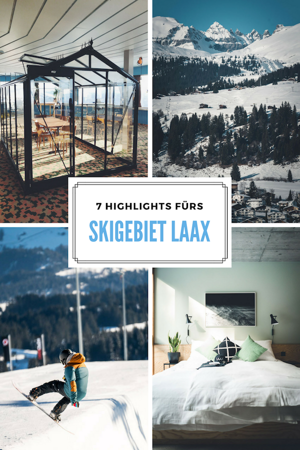 Skigebiet Laax Tipps