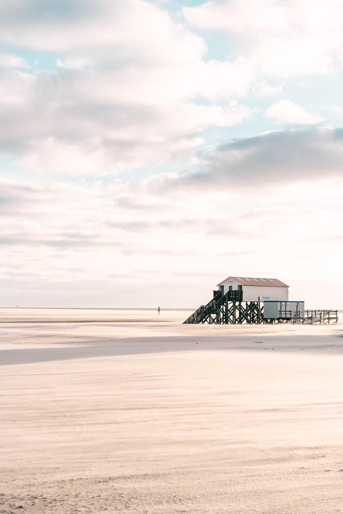 Strand Peter Ording nordsee