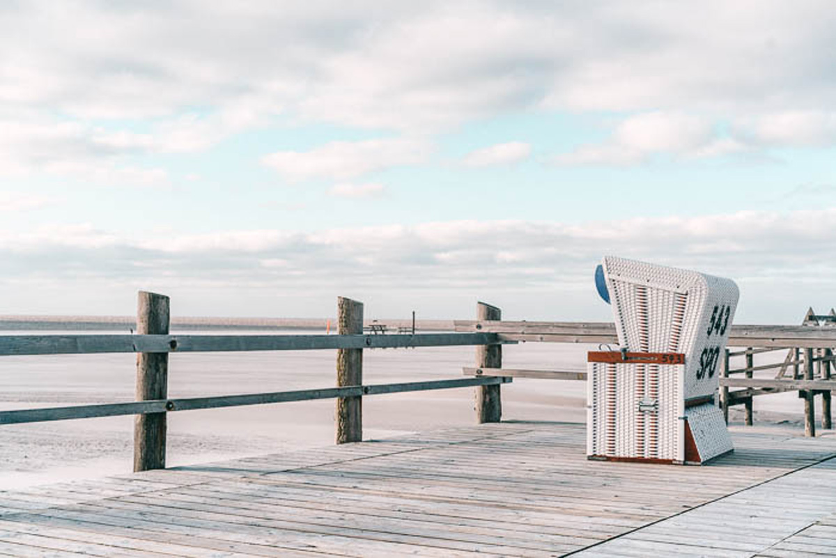 Strandkorb st peter ordning