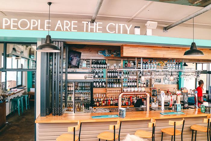 Cafe in Port Elizabeth