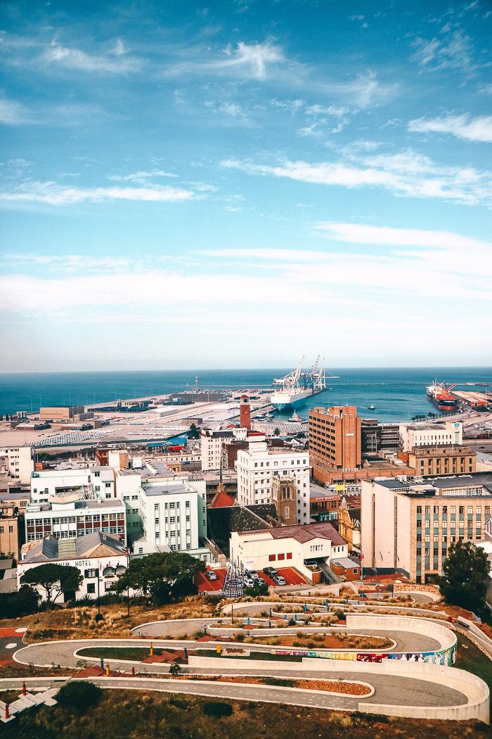 Port Elizabeth in Südafrika