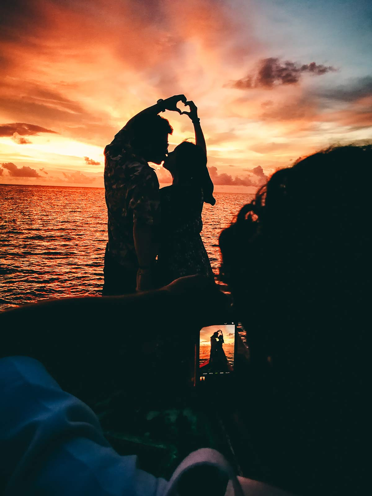 Sunset-Romantik