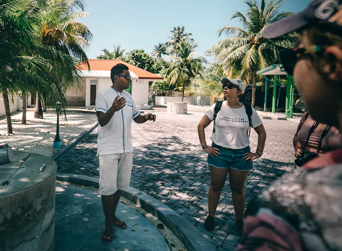 Tour Local Island