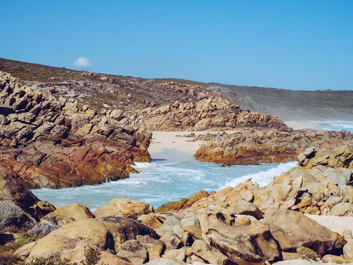 Yalling Up Westaustralien