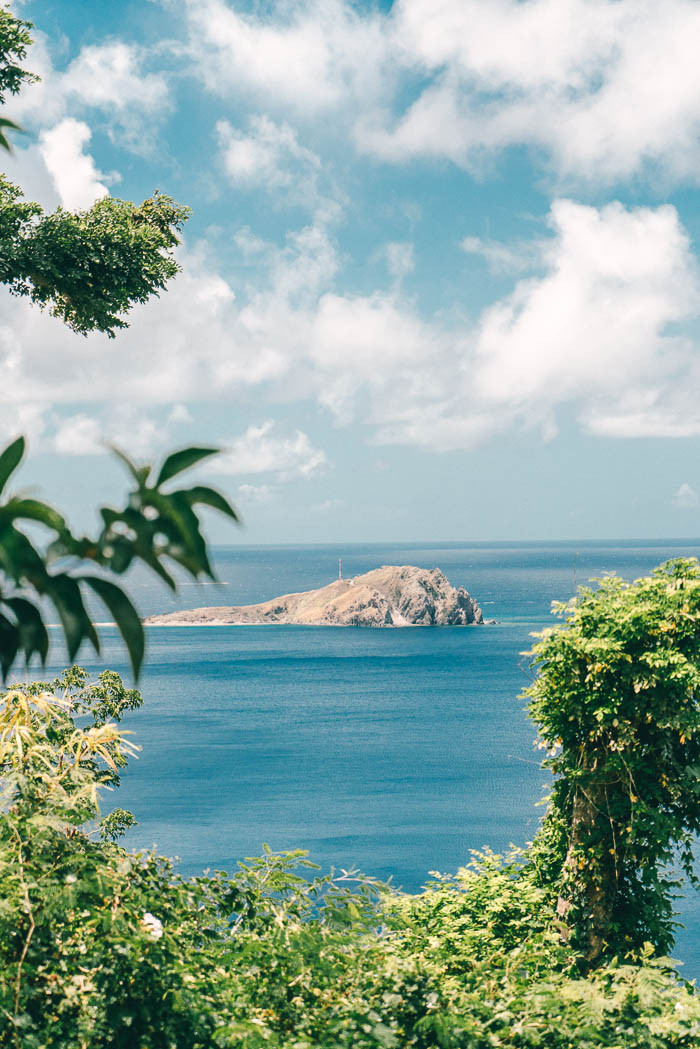 Aussicht Jungle Bay Dominica