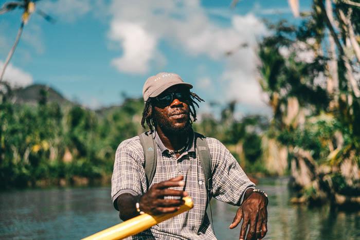 Boot Fahrer Indian River david