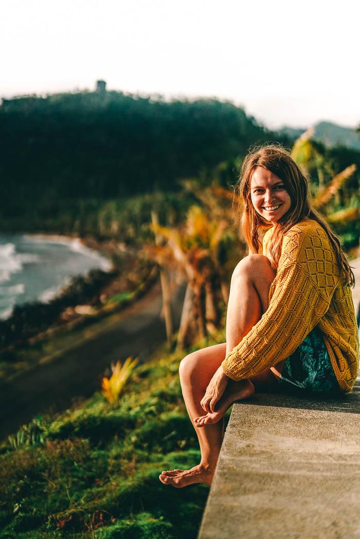 Christine Neder Dominica Pagua Bay House