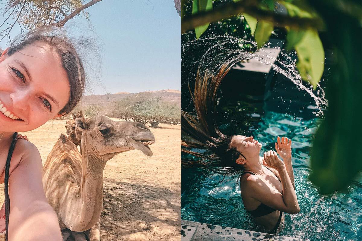 Collage Oman