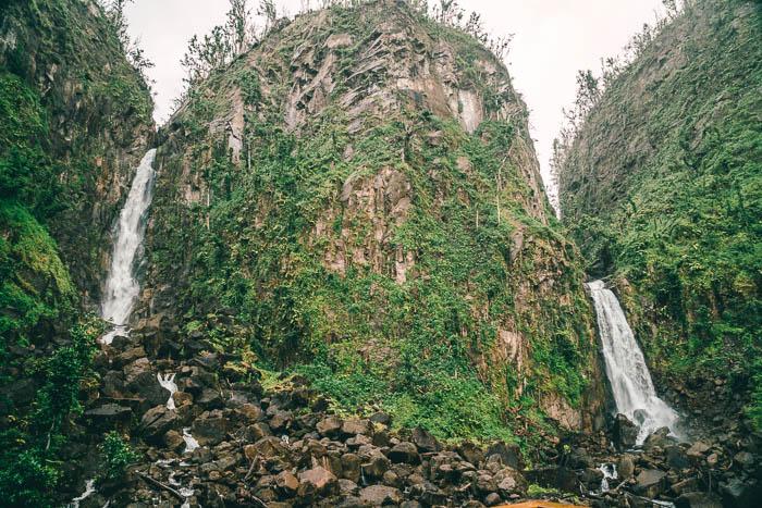 Dominica Trafalgar Falls