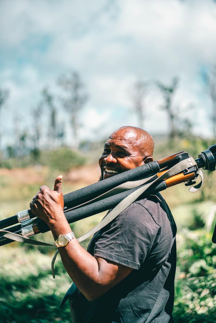 Dr.Birdy Birdwatching Dominica