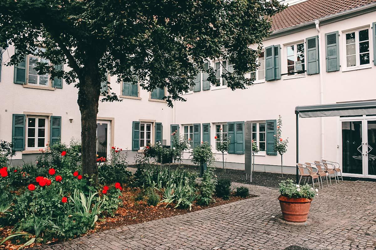 Hof Juedisches Hotel SchiPIRA