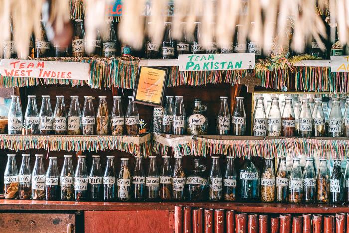 Islet Restaurant Rum
