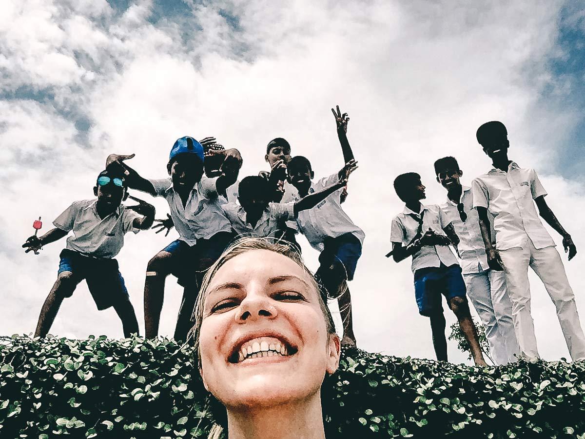 Kinder Sri Lanka