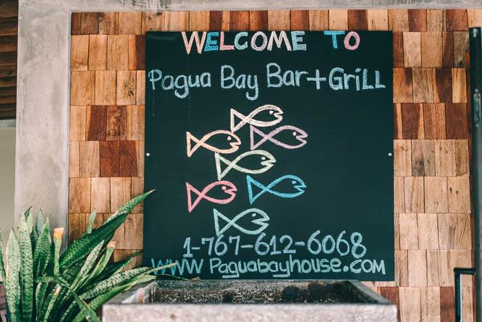 Pagua Bay Bar
