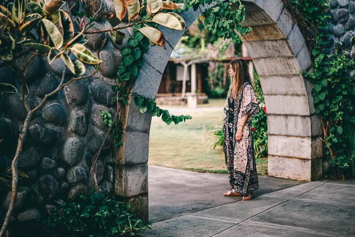 Pagua Bay House Eingang