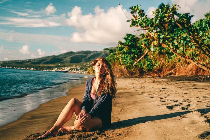 Picard Beach Dominica