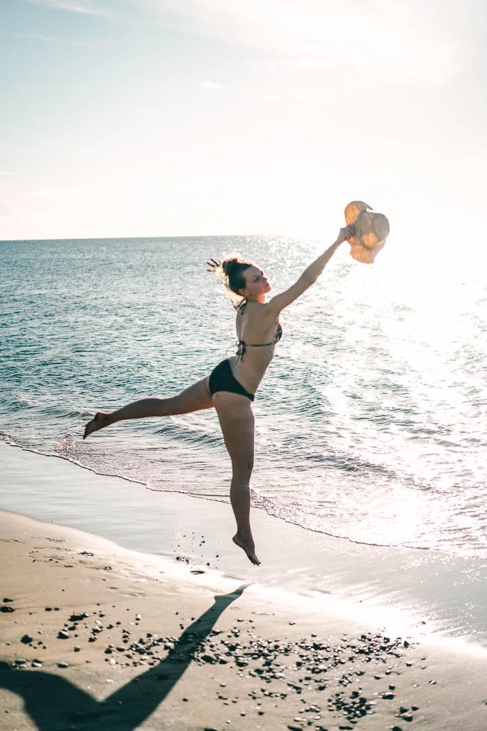 Picard Beach Strand Christine Neder