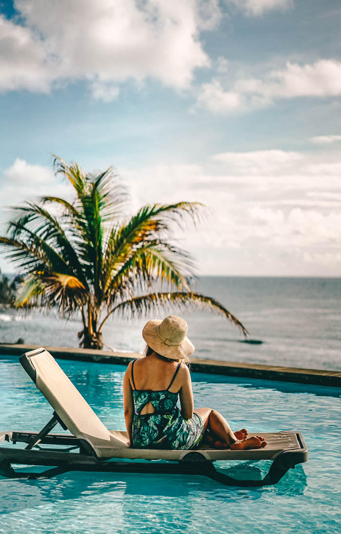 Pool Christine neder Pagua Bay House
