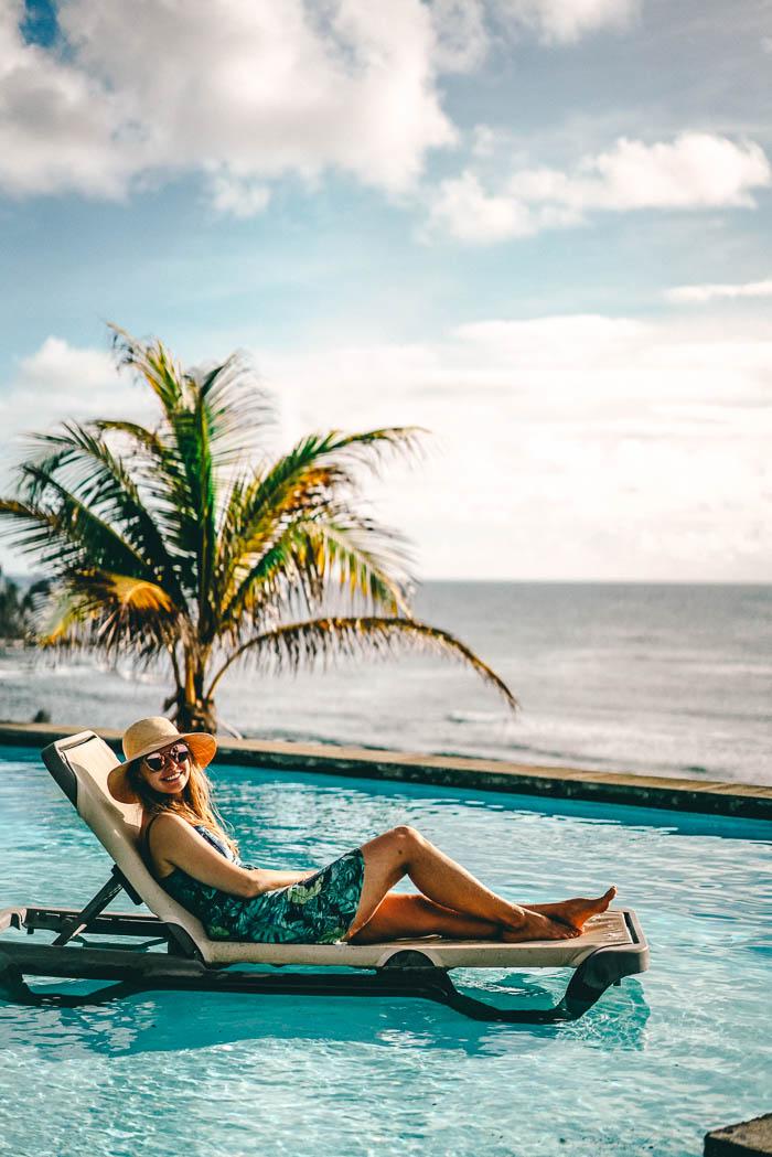 Pooltime Christine Pagua Bay House