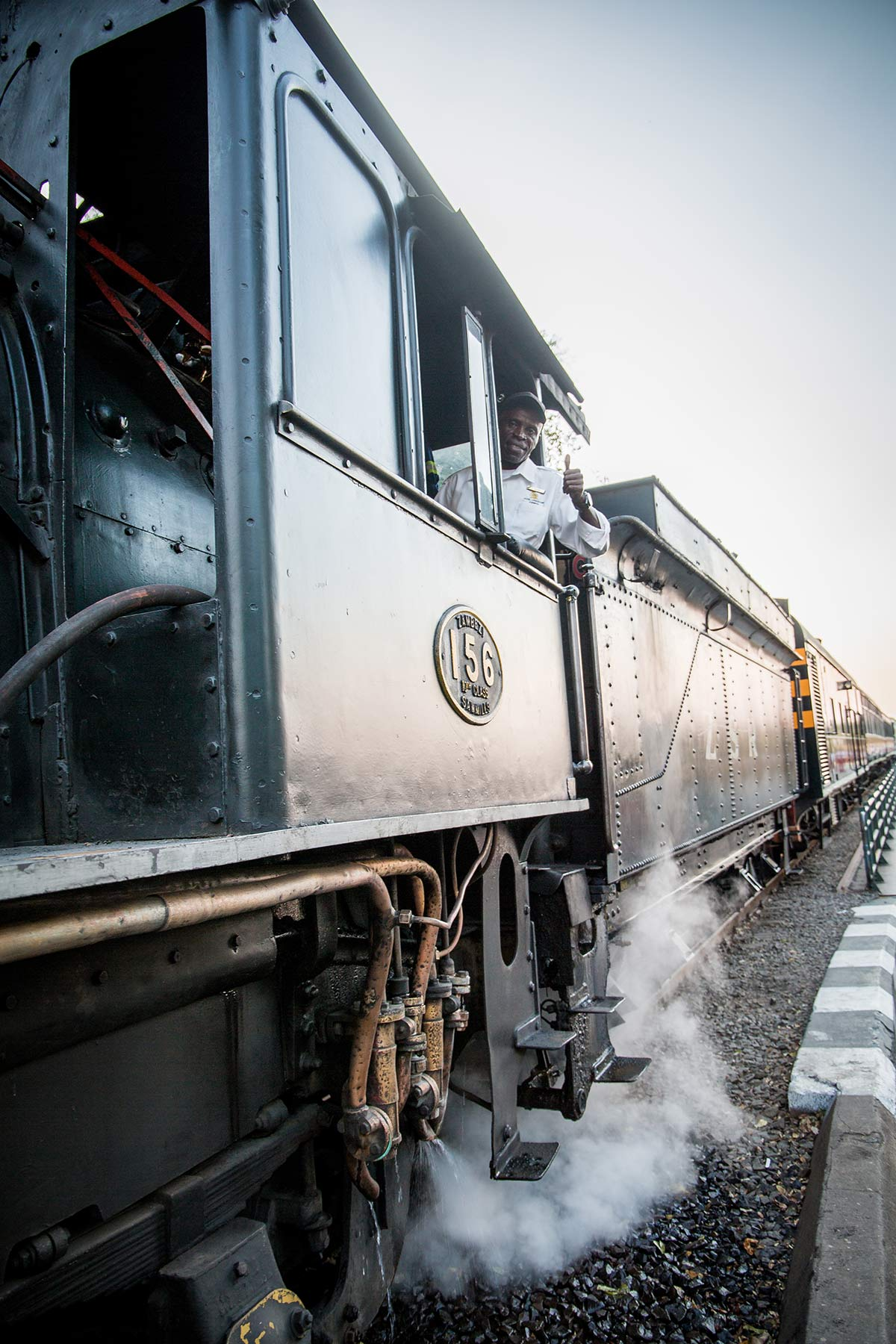Royal Livingstone Express Sambia
