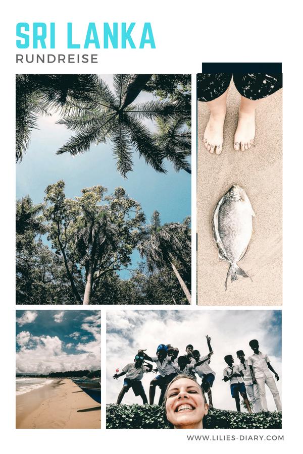 Sri Lanka Rundreise Tipps