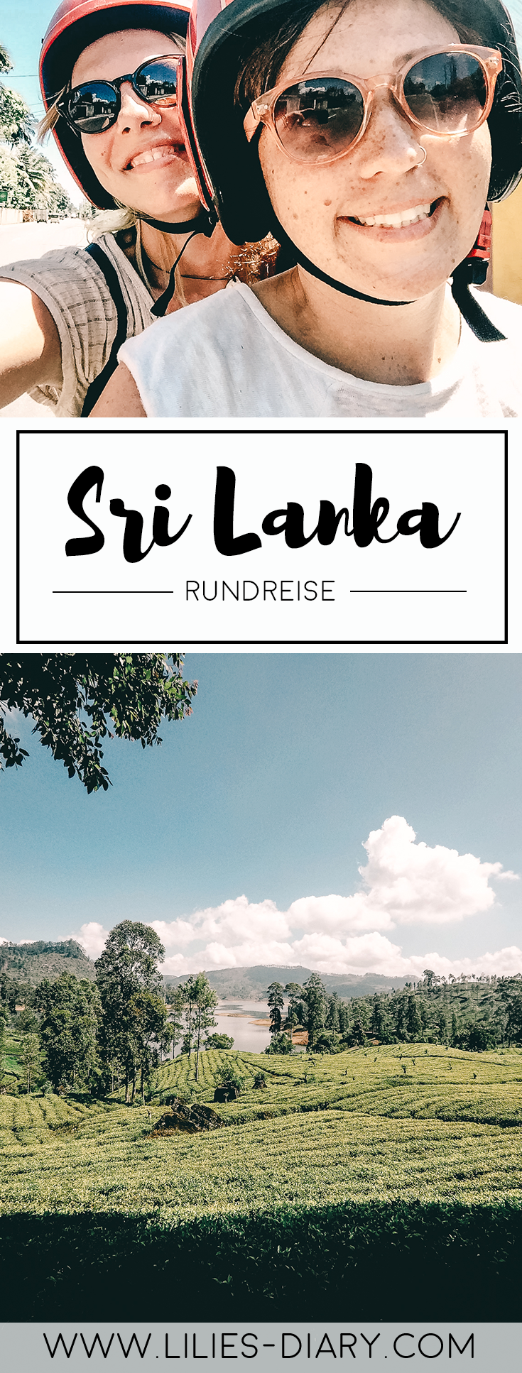 Sri Lanka Rundreise