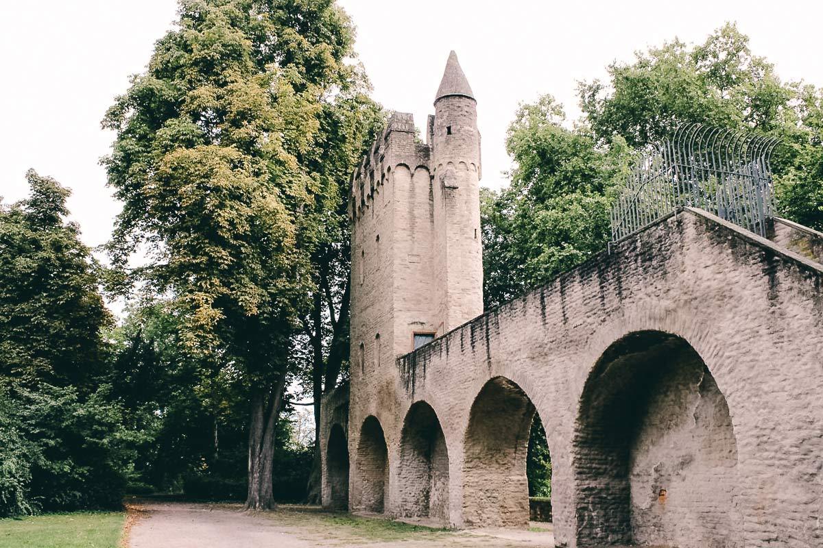 Stadtmauer Speyer