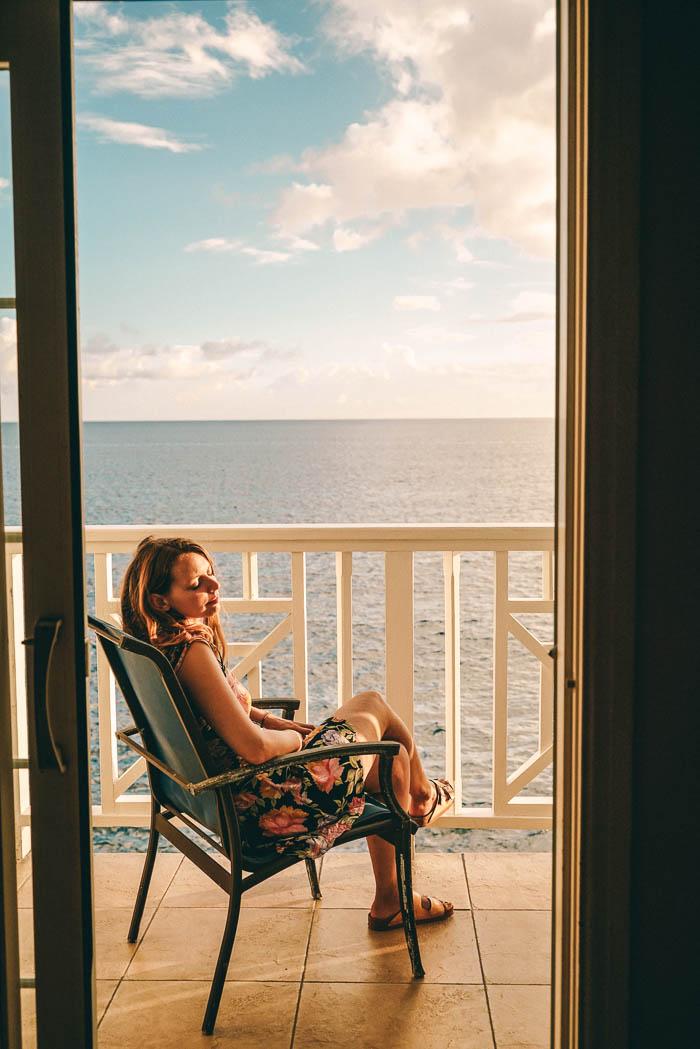Youth Hotel Balkon