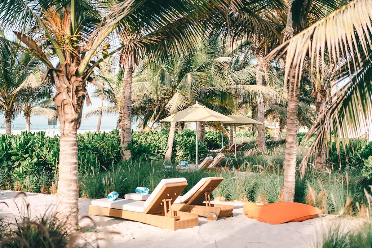 Al Baleed Resort Salalah by Anantara STrandvillen