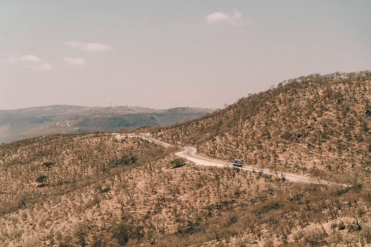 Berge Salalah