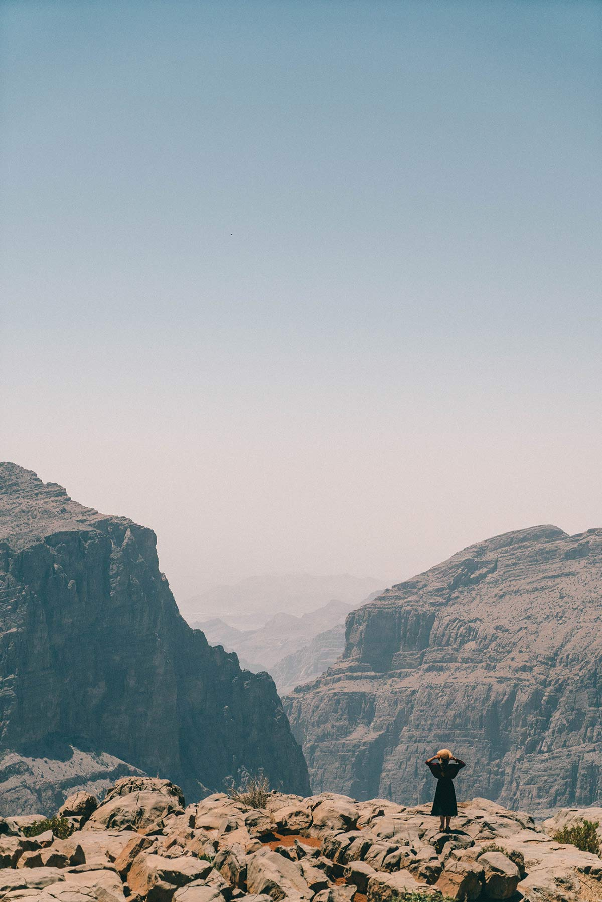 Christine Neder Anantara Al Jabal Al Akhdar Hadschar gebirge
