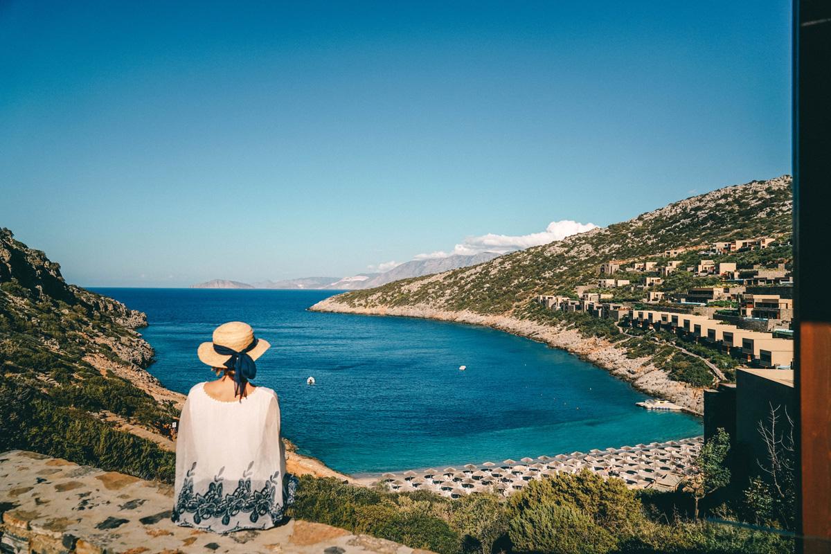 Daios Cove Bucht