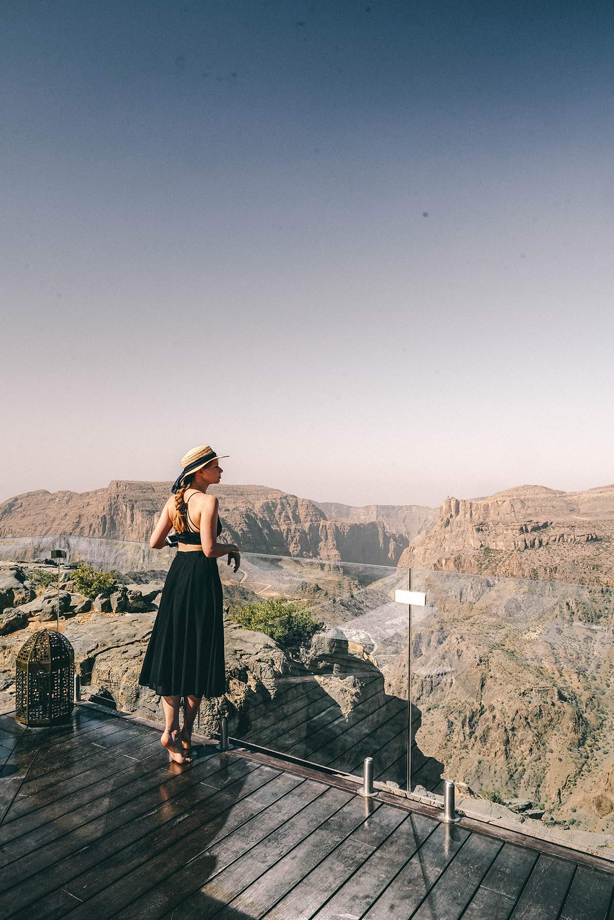 Dianas Point Christine Neder Anantara Al Jabal Al Akhdar