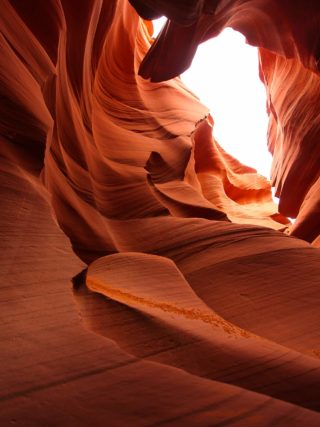 Formation Lower Antelope Canyon