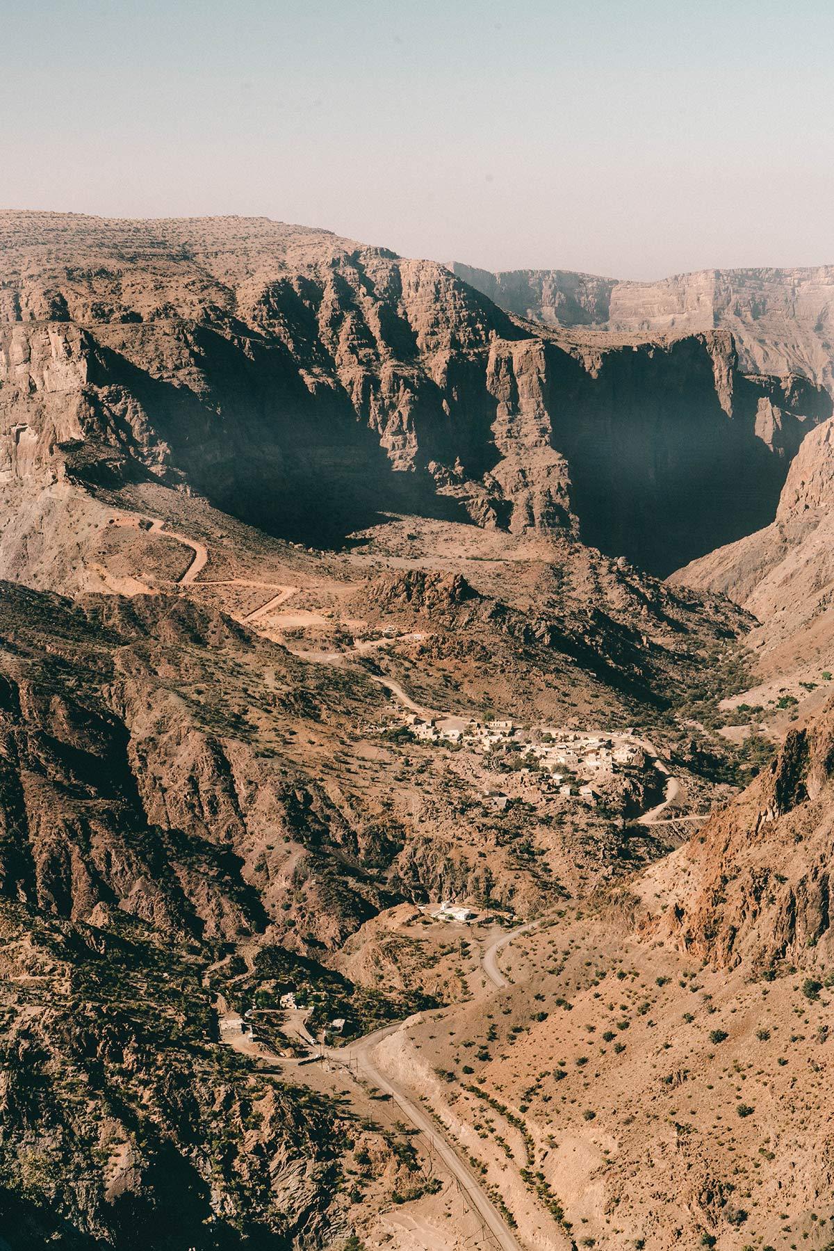 Hadschar Gebirge