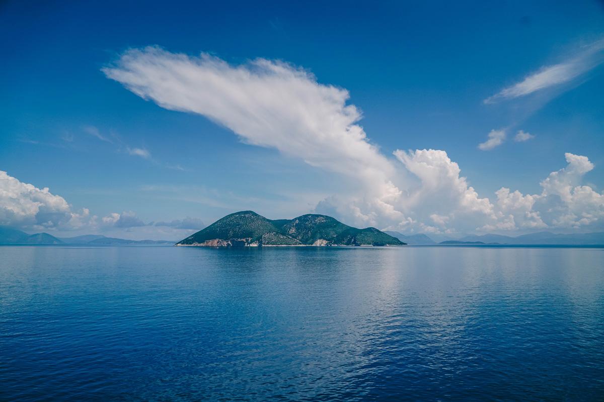 Insel Griechenland