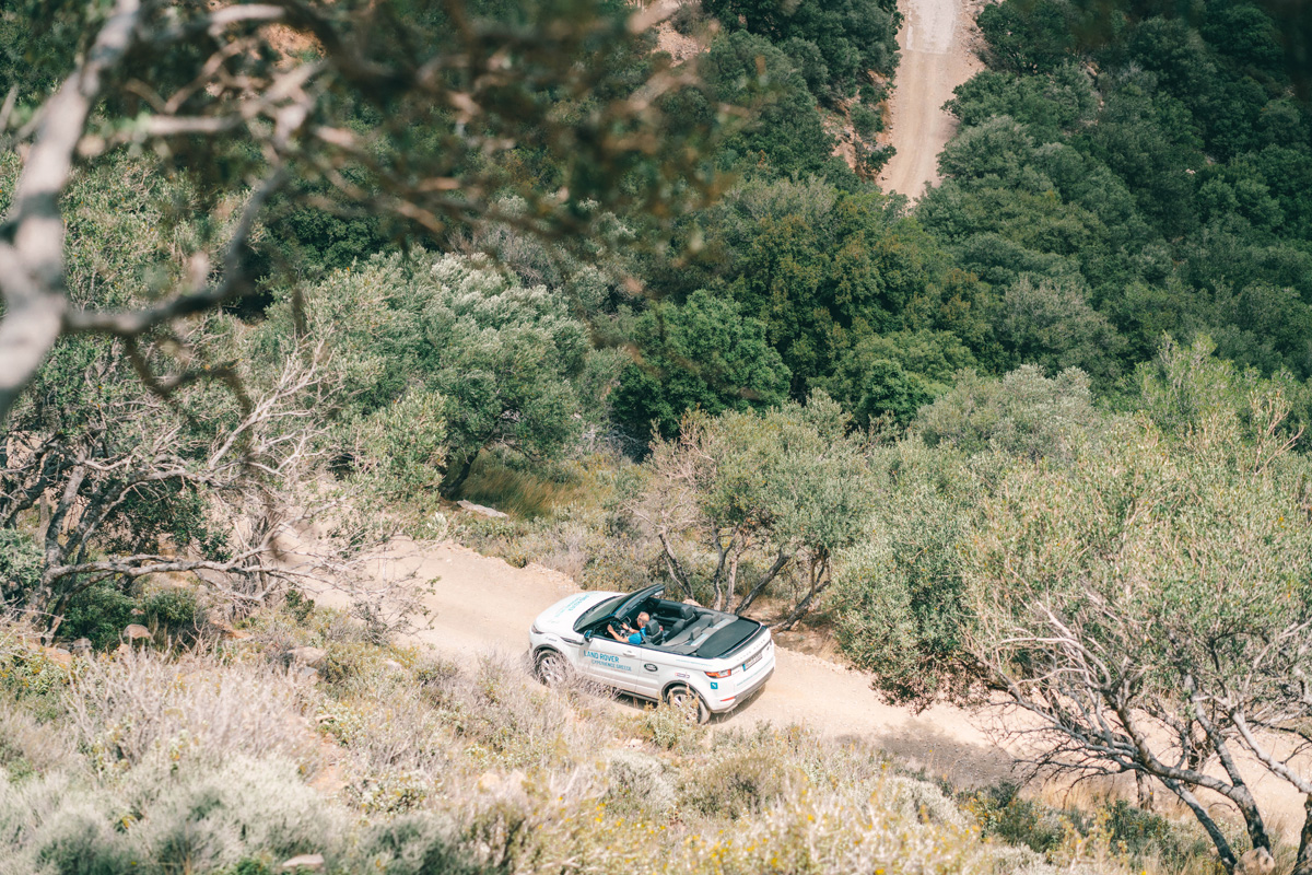 Land Rover Experience Kreta