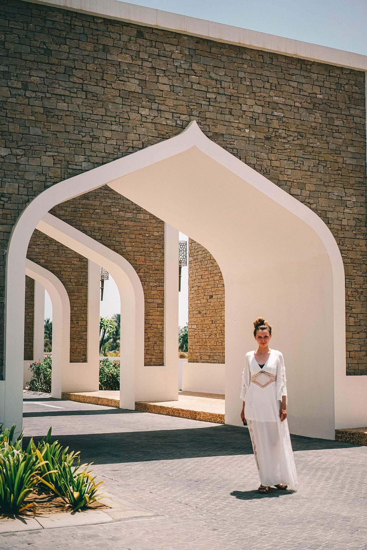 Oman Hotel Al Baleed Resort Salalah by Anantara