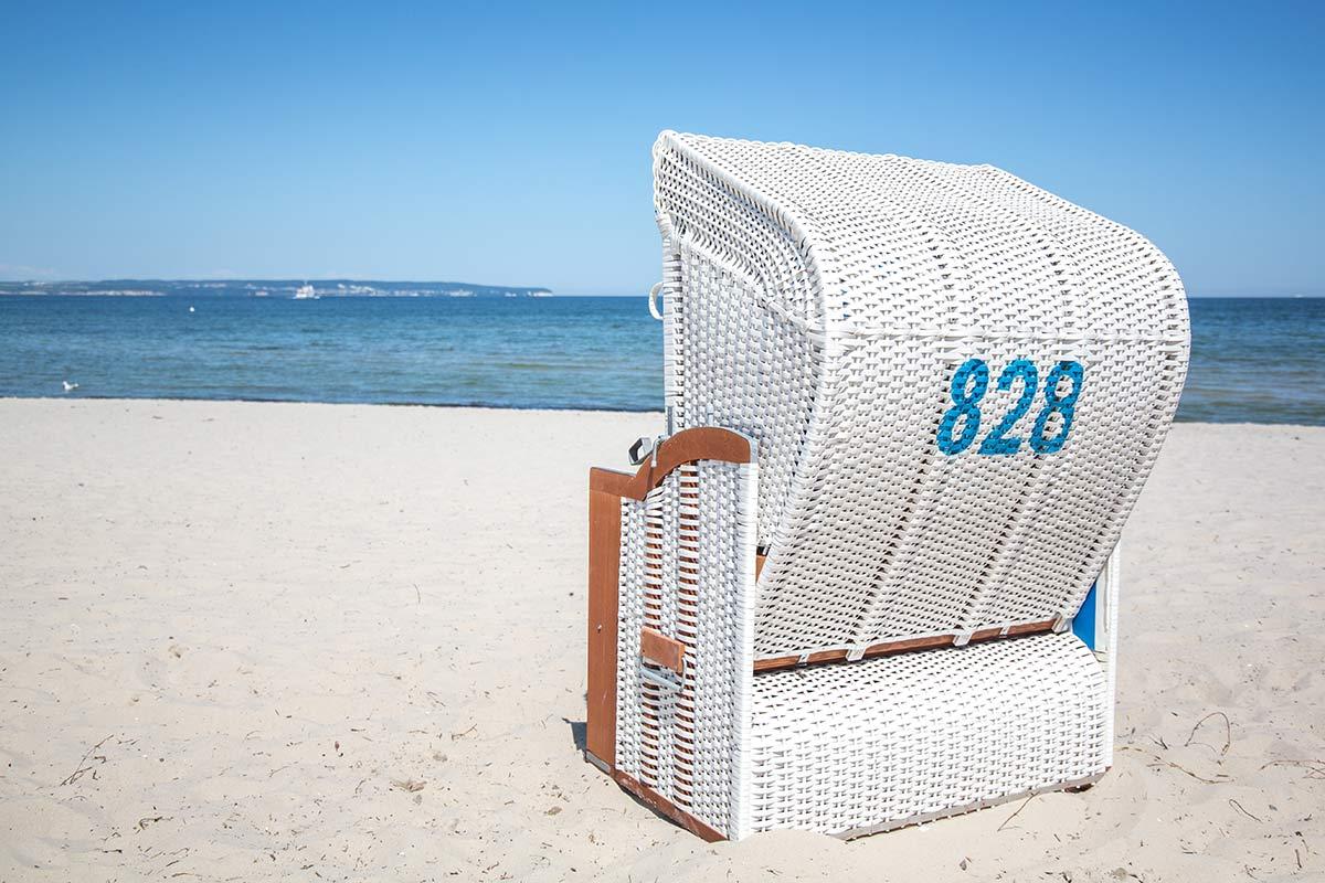 Strandkorb mieten auf Rügen