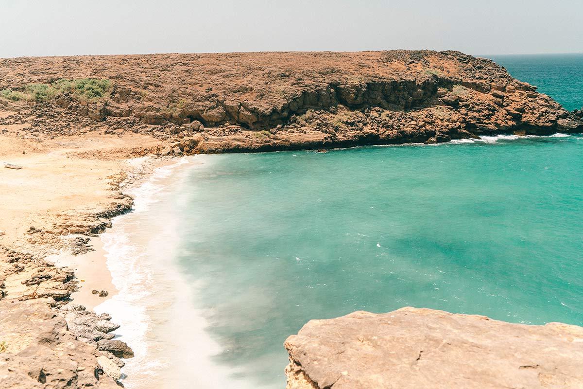 Taqah Bay