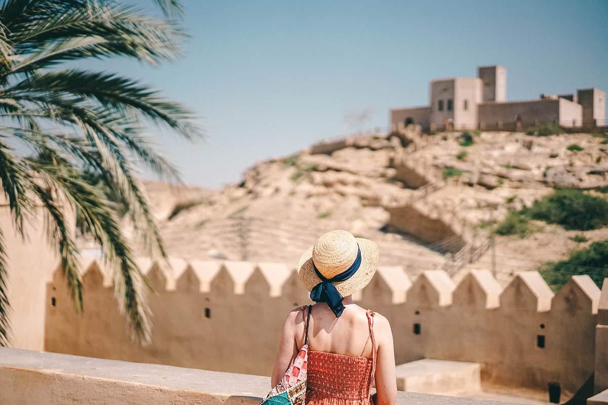 Taqah Oman
