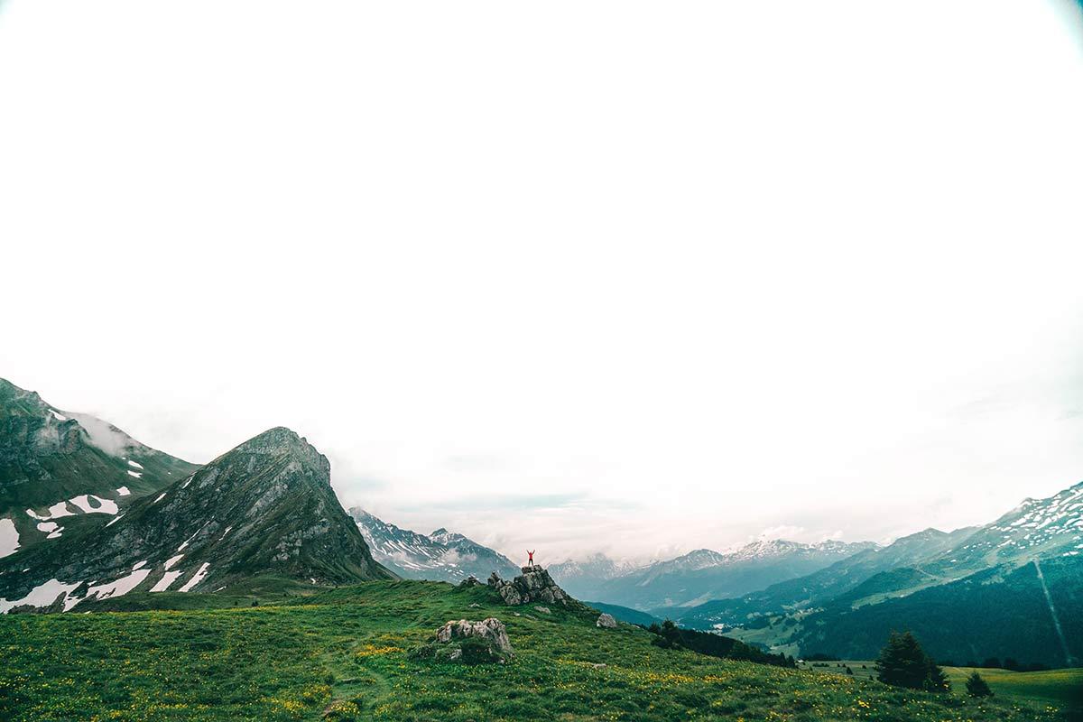 Biken in Graubünden