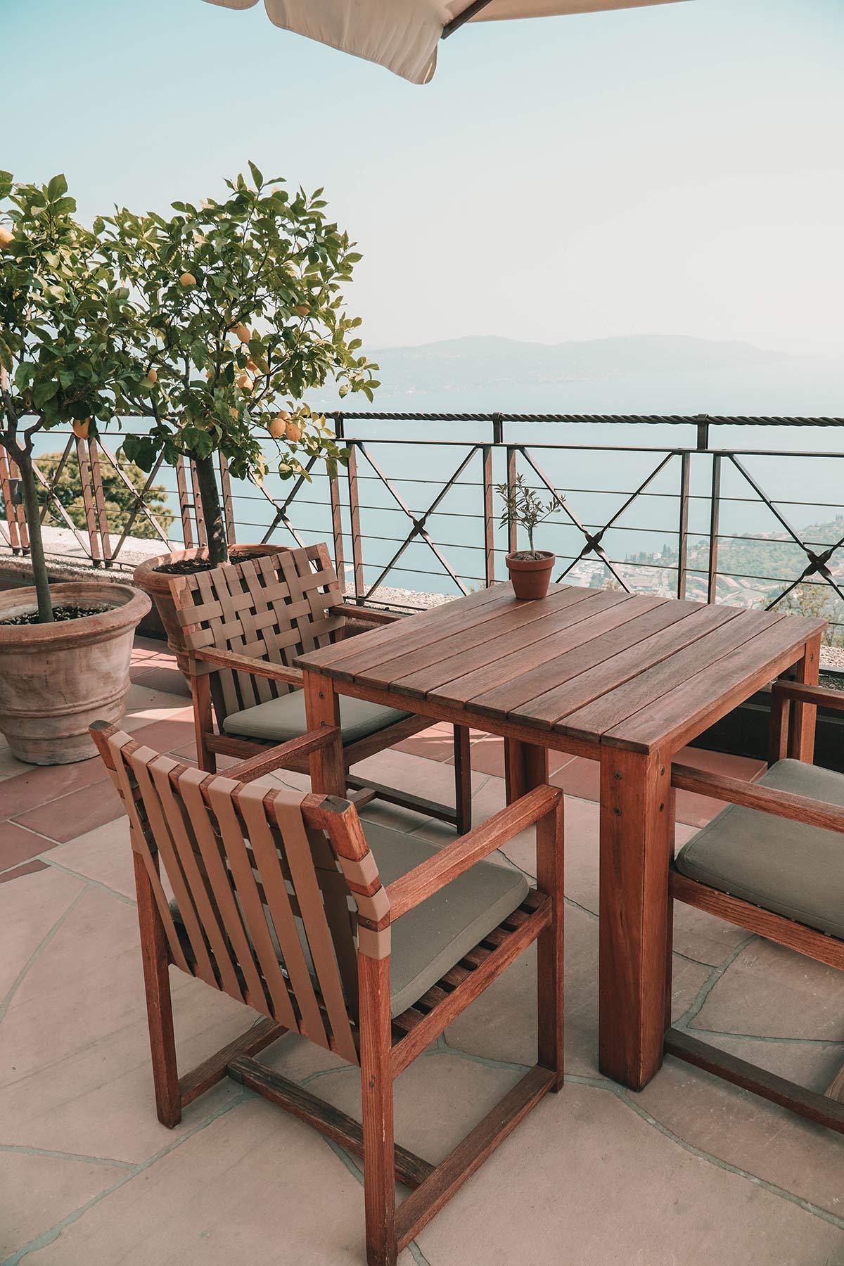 Aussicht Lefay Resort