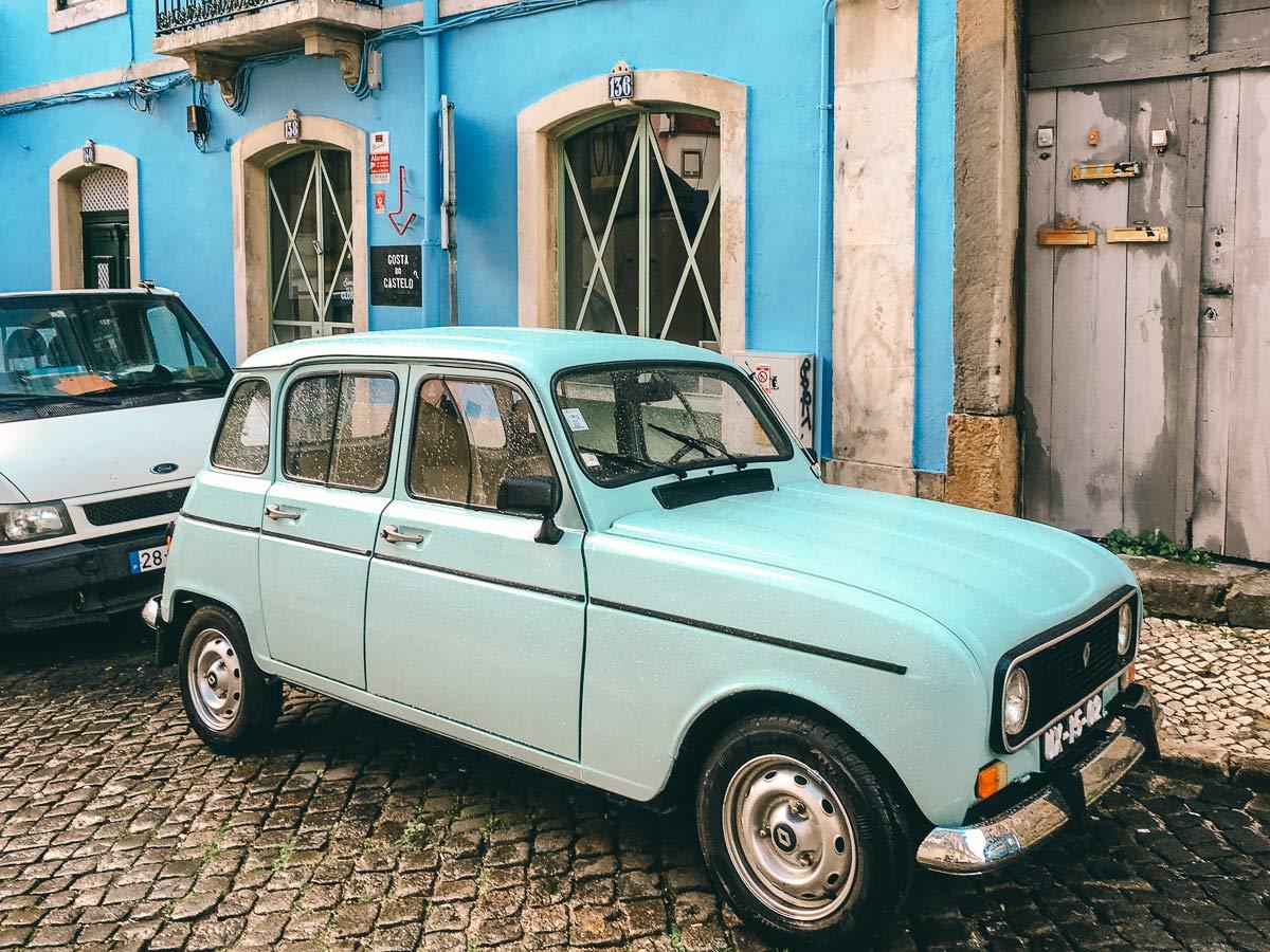 Auto Lissabon