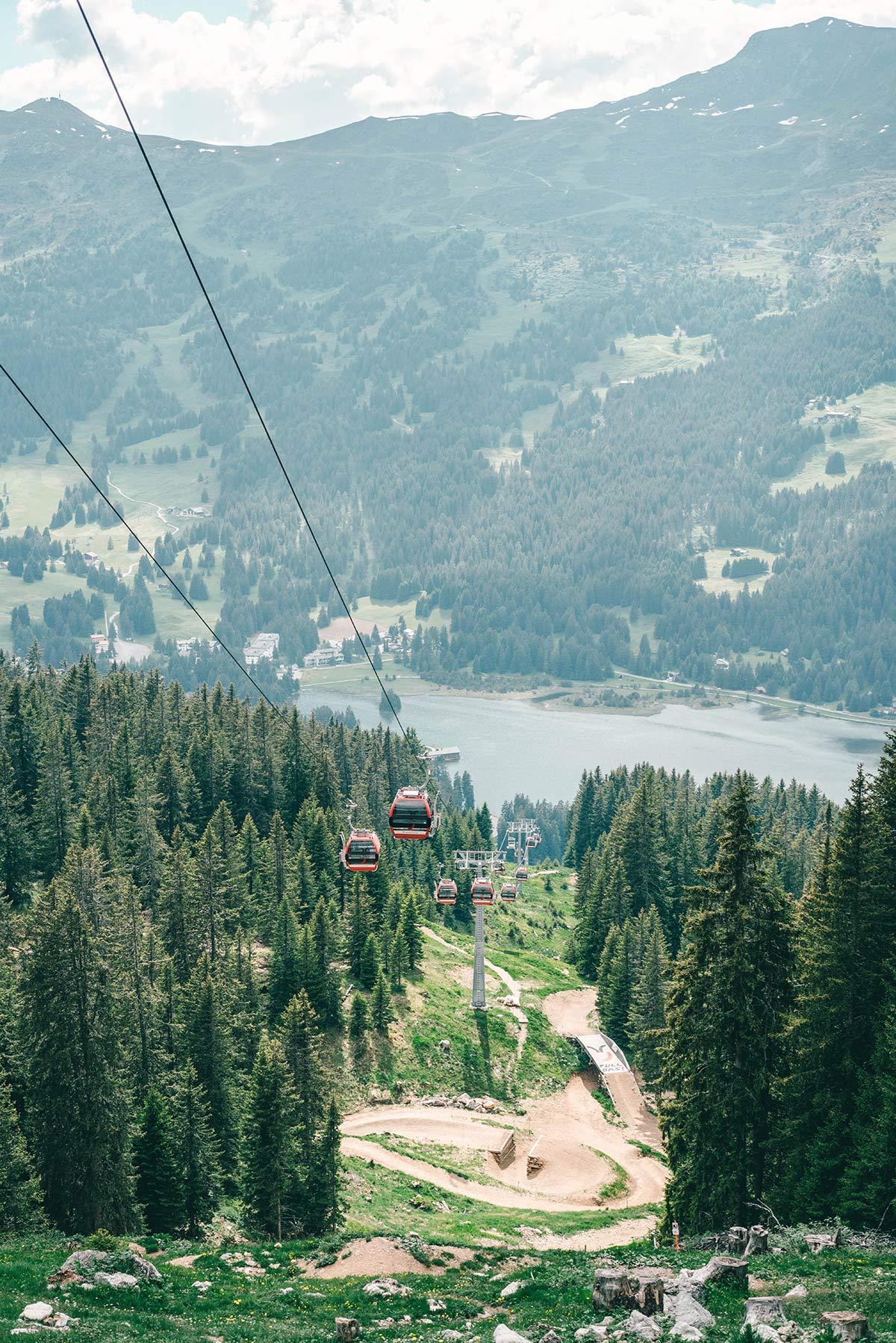 Bergbahn Lenzerheide