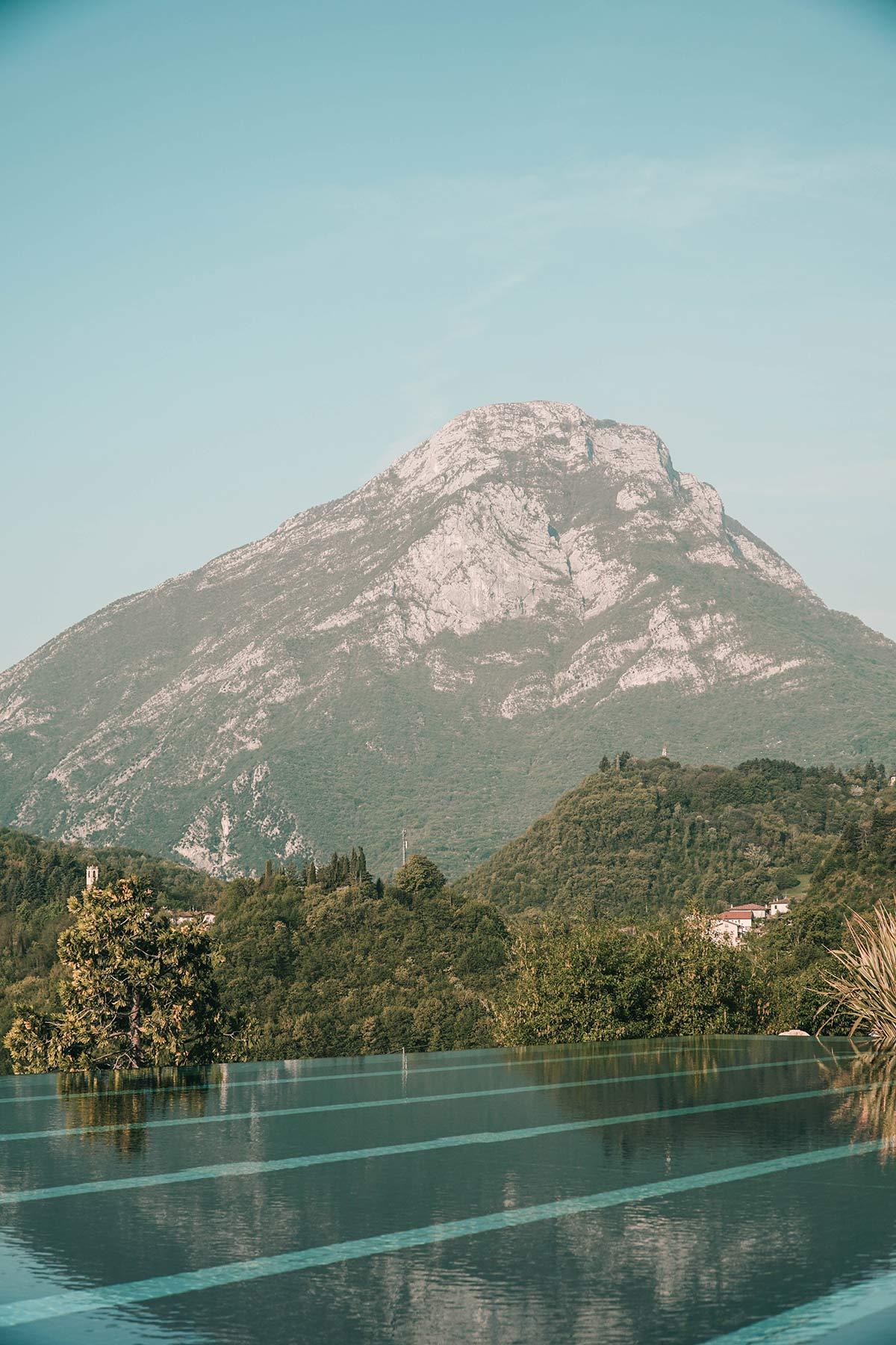 Berglandschaft Gardasee