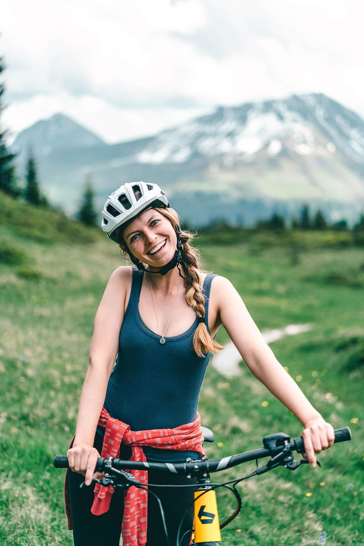 Biken christine Neder