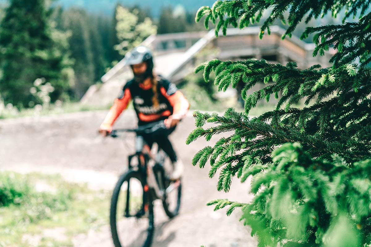 Bikepark Lenzerheide Graubünden