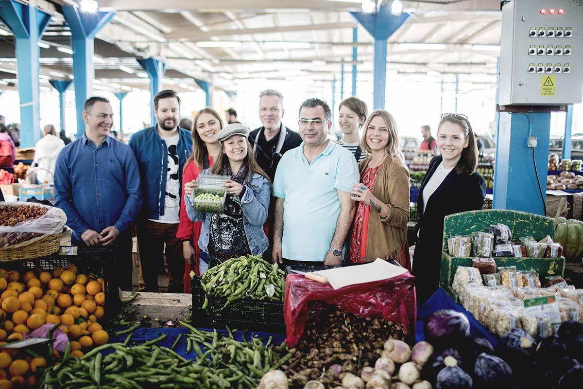 Biomarkt Gruppenausflug